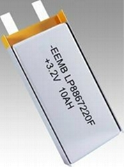 Lithium Iron Phosphate(Li-FePO4 Battery)