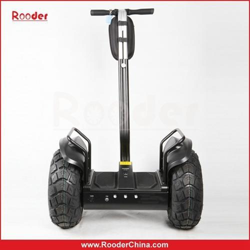 鲁德尔两轮平衡车 3