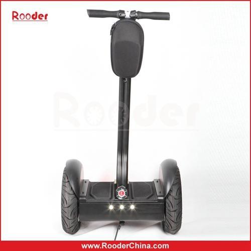 鲁德尔两轮自平衡车 3