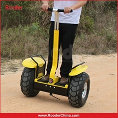 Rooder segway stand up scooter