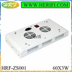 Herifi diamond series 100 - 1600w full specyrum led grow light for greenhouse
