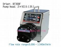 BT100F intelligent dispensing pump for dosing fluid