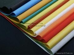Lining nonwoven fabric,la tela no tejida de forro