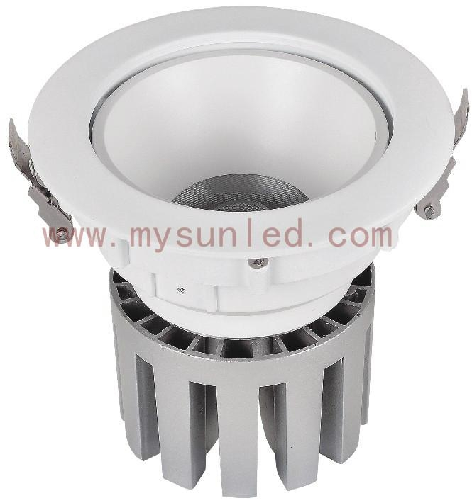 Embedded Wall Washer Lamp 25W LED Down Lighting 1
