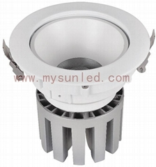 Embedded Wall Washer Lamp 25W LED Down Lighting