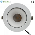 Embedded Wall Washer Lamp 25W LED Down Lighting 2