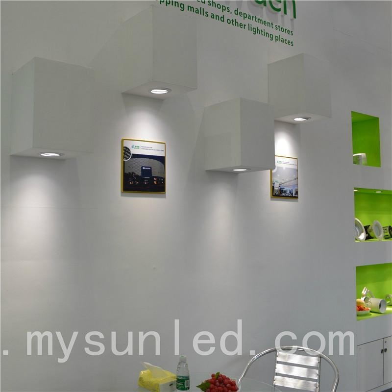 Embedded Wall Washer Lamp 25W LED Down Lighting 3