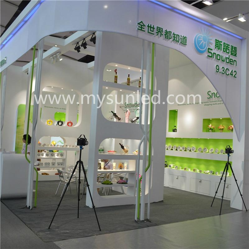 Embedded Wall Washer Lamp 25W LED Down Lighting 4
