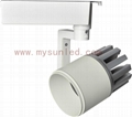 25W 30W 40W CREE Optional LED Track Light for Hotel 2