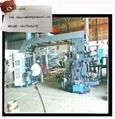 flexo printing machine for paper