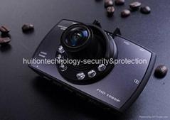 2014 new car dvr 2.7inch TFT 800MP full HD auto recorder mini dvr camera with G