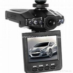 "Car Camera Recorder car dvr 2.5"" LCD Screen 6 IR Night vision digi"