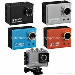 Original Sj4000 WiFi Action Sport Camera Mini Video Camcorders 1080P 50m