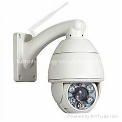720p Varifocal 10X High Speed Dome Camera Wireless Waterproof IP PTZ CCTV Speed