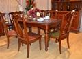 實木餐桌椅 5