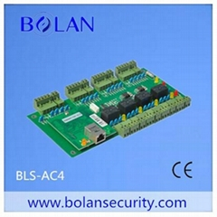 RFID TCP/IP security access controller with card reader