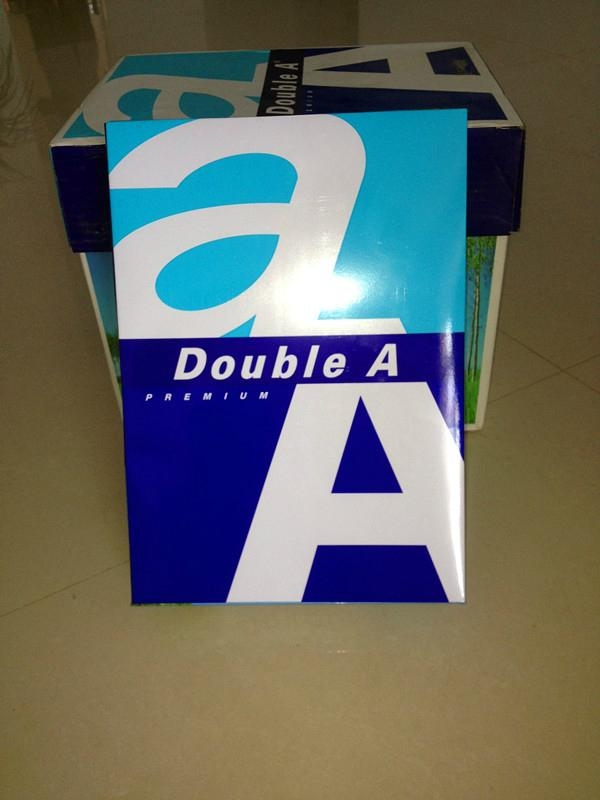 A4 Copy Paper 80GSM Double a Brand 1