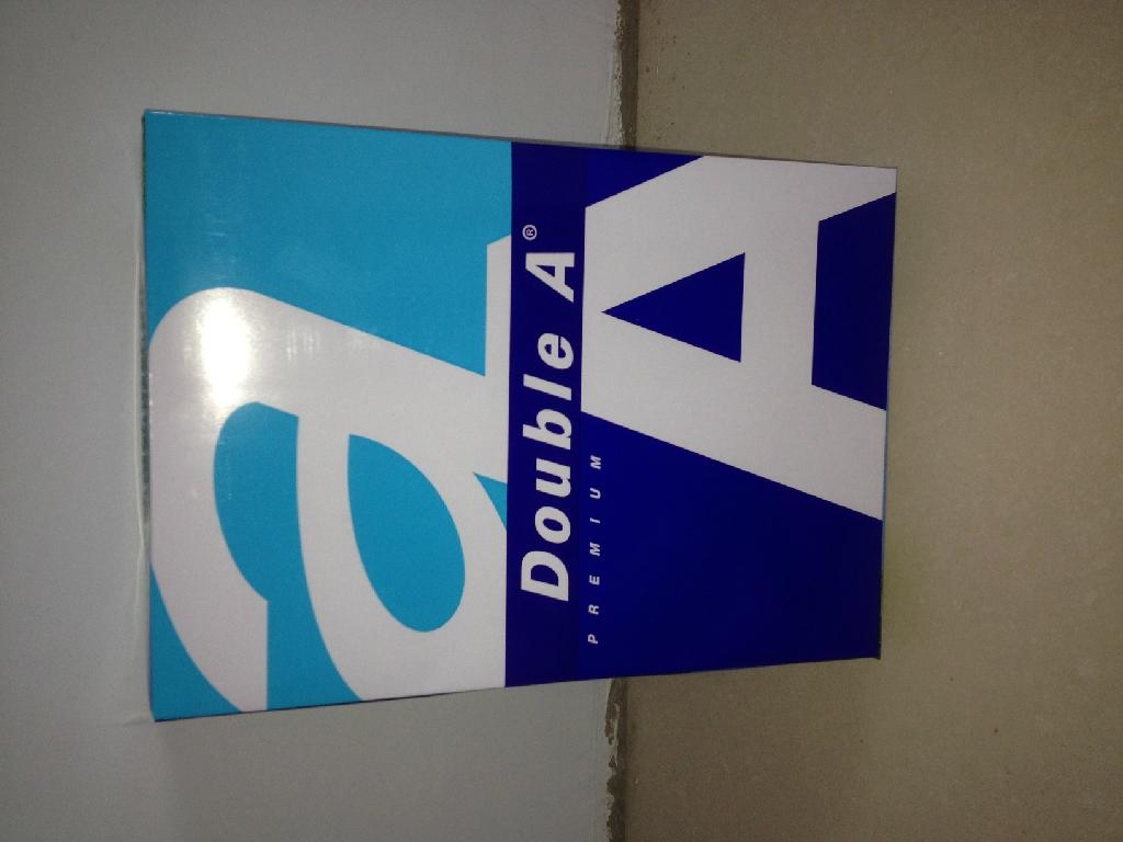 A4 Copy Paper 80GSM Double a Brand 3