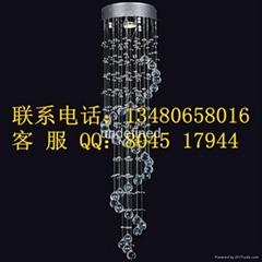 LED鐵藝吸頂燈