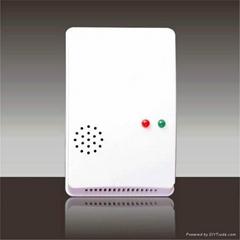 z-wave smart home system Gas sensor