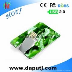 High quality business card usb flash drive /usb card