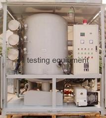 Vacuum Dielectric Oil Purifier