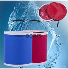 Multi-purpose Portable  Foldable  camping picnic Vehicle water bucket breaker  (Hot Product - 2*)