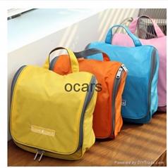 Portable waterproof Multifunctional Travel Cosmetic Wash Bag  (Hot Product - 2*)