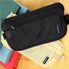 Outdoor phone storage waist bag