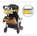 Multifunctional Baby Diaper bag for Stroller
