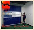 High Speed Rolling Doors With CE Certification Automatic Industrial Door 4