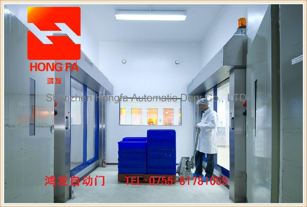 Top Quality Automaitc High Speed Door With CE Certification  3