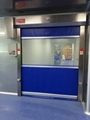 Automaitc High Speed Door For Garage Industrial  2