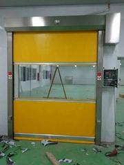 Automaitc High Speed Door For Garage Industrial