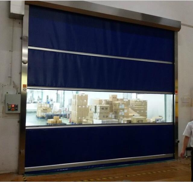 Fast Lifting Automatic Door For Industrial  2