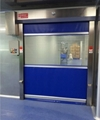 Fast Lifting Automatic Door For