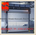 Good Quality Hard Fast Rolling Shutter Door  Automatic High Speed Door  3