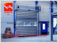 Top Quality High Speed metal Door With CE Certification