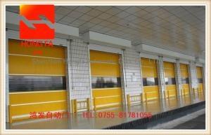 Industrial High Speed Roller Door With CE Certification  4