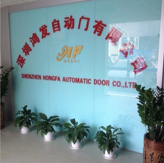 Aluminium Alloy High Speed Garage Door With CE Certification  5