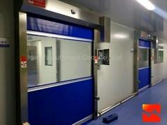Industrial High Speed Roller Doors /