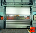 Top Quality High Speed metal Door With