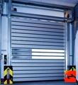 Top Quality High Speed metal Door With CE Certification  3