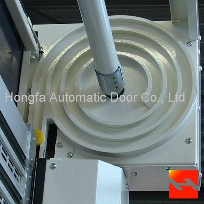 Fast Rolling Shutter Door High Speed Door Hard  metal Door 4