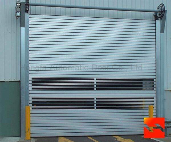 Good Quality Hard High Speed Door Fast Rolling Shutter rolling Door 1