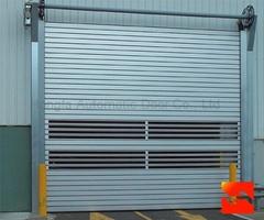 Good Quality Hard High Speed Door Fast Rolling Shutter rolling Door