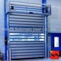 Good Quality Hard Fast Rolling Shutter Door  Metal Automatic Rapid Door  5