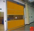 High Speed Roller Doors With CE Certification  1