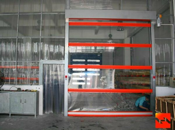 High Speed Roller Doors With CE Certification  2