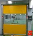 Fast Shutter Rolling Door With CE Certification High Speed Door  3